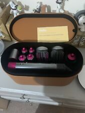Dyson airwrap complete hair styler With All Tools... Only Used Once!!!!