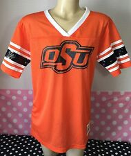 Victoria's Secret Pink OSU Cowboys Bling Sequin Jersey Small V15
