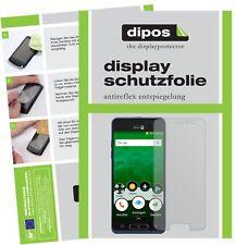 2x Doro 8035 Screen Protector Protection Anti Glare Dipos