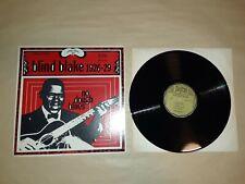 Blind Blake 3 LP's Vol 1, 2 & 3 Bootleg Search Warrant No Dough Rum Dum Blues NM