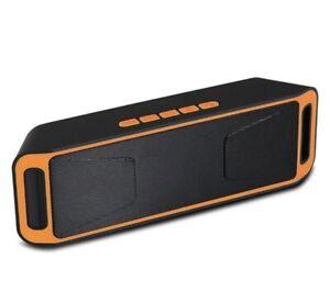40W Stereo Portable Bluetooth Speaker Wireless Outdoor Waterproof USB/TF/AUX FM