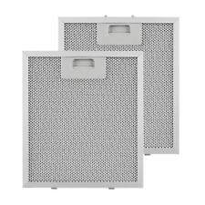 Klarstein Filtro antigrasa de aluminio 23 x 26 cm Filtro de recambio Accesorio