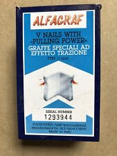 Alfamacchine Minigraf Underpinner V Nail Wedges