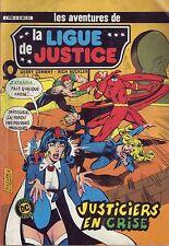 La Ligue de Justice N°5 - Justiciers en crise - Arédit-D.C. Comics - 1983 -ABE