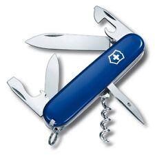 VICTORINOX SPARTAN BLUE SWISS ARMY POCKET KNIFE 12 TOOLS 53151 1.3603.2