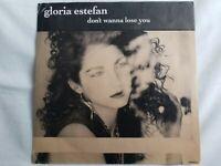 "Gloria Estefan - Don't Wanna Lose You 7"" Vinyl Single"