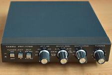 YAESU FRT-7700 Antennentuner 150 kHz-30 MHz, Top Zustand