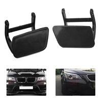 2X Scheinwerfer Waschdüse Kappe Abdeckung Deckel fit für BMW E60 525i 528i 545i