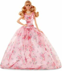 Barbie Collector Birthday Wishes Doll FXC76 Brand NEW & Boxed