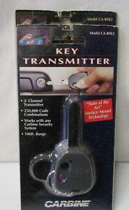 Carbine Key Transmitter Model CA-RFK2 - 2 Channel Transmitter - 100Ft. Range