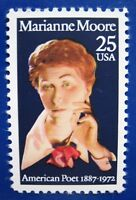Sc # 2449 ~ 25 cent Marianne Moore Issue (cb26)