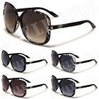 New Retro Vintage Oversized Celebrity Womens Designer Sunglasses Fashion Shades