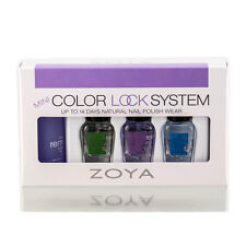 18 of Zoya Color Lock System 4pc Mini Gift Set. Great Gift for Girls!