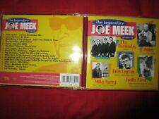 Joe Meek – The Legendary Joe Meek Presents. Castle Pulse PLSCD 769 CD Album