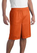 Sport-Tek New Men's Match Tricot Lining 9 Inch Inseam Shorts Xs-4Xl. St515