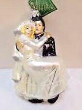 Slavic Treasures   Across The Threshold Ornament *New* Bride Groom Wedding Rare