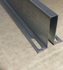 16' Wide Horizontal Garage Door Reinforcement U-Bar Strut Support Brace