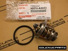 Lexus RX350 RX450H (2007-2015) OEM Genuine THERMOSTAT & GASKET