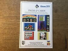 Packs & Cards Catalogue Presentation Packs PHQs 2004