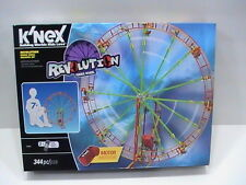New Ferris Wheel Building Set Knex Revolution 344 Pieces Battery Powered Motor