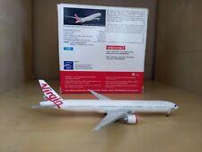 Virgin Australia Being 777-300ER 1:500 Scale Model By Herpa