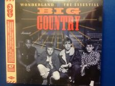 BIG. COUNTRY.        THE. ESSENTIAL. BIG. COUNTRY        THREE DISC BOXSET