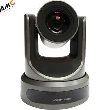 PTZOptics 20x-SDI Gen2 Video Conferencing Streaming Camera Gray PT20X-SDI-GY-G2