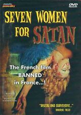 Seven Women For Satan DVD Mondo Macabro Michel Lemoine 1974 cult french horror