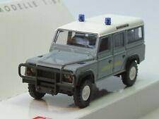 Busch Land Rover Defender bomberos taxenbach-sin artículo-nº 1:87