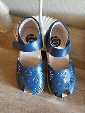 **Livie & Luca Carmen Sandals Ocean Blue Size 13 EEUC LN Boutique