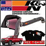 K&N AirCharger Cold Air Intake System fits 2005-2020 Toyota Tacoma 2.7L L4