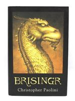 Brisingr Hardcover Book First Edition Christopher Paolini Book Three