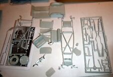 A41FW FORD WODDY CHASSIS PARTS Model Car Mountain 1/25
