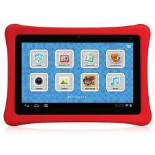 NEW NABI NBTY07SMKG 7 Kids Tablet- Black/Red Learning Tablet w/ Games & Apps NIB