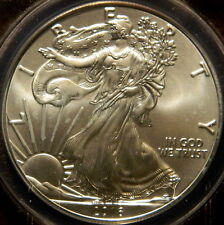 2016 W SILVER EAGLE, FIRST RELEASE, #1188-2913, ANACS CERTIFIED MS70