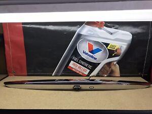 2007-2013 Infiniti G25 G35 G37 SEDAN Trunk Garnish Molding Chrome WITH CAMERA