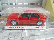 LANCIA Delta HF Evo 2 Evo2 red rot Integrale 1993 Norev Jet SONDERPREIS 1:43