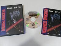 VELOCIDAD TERMINAL DVD + EXTRAS CHARLIE CHEEN NATASSJA KINSKI ESPAÑOL ENGLISH