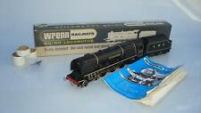 WRENN W2227 L.M.S.BLACK 4-6-2 CITY OF STOKE ON TRENT BOXED MINT CONDITION