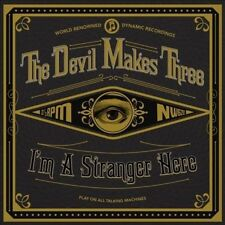 I'm a Stranger Here by The Devil Makes Three (Vinyl, Oct-2013, New West...