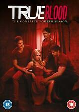 True Blood: Season 4 Four Brand New Sealed DVD set - Anna Paquin, Stephen Moyer