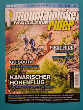 Mountainbike Rider Magazin Juli 07/2017 ungelesen 1a absolut Top