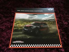 MINI John Cooper Works Countryman Brochure (2012)