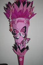 XXL Schmetterling Schultüte , Zuckertüte, Einschulung Neu & Handarbeit !!!