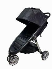 Baby Jogger City Mini 2 3-Rad Kinderwagen kompakt faltbar Jet-schwarz PQ0697 AS
