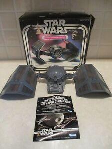 1977 Boxed Kenner STAR WARS Darth Vader Tie Fighter