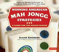 Winning American Mah Jongg Strategies: A Guide for the Novice Player (Paperback
