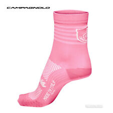 NEW Campagnolo LITECH Lightweight Cycling Socks : PINK One Pair