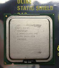 Intel 521 SL9CG 2.80GHz 1M 800 04A Pentium 4 Socket 755 800MHz Procesador CPU