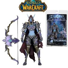 FIGURA SYLVANAS - WORLD OF WARCRAFT - HEROES OF THE STORM FIGURE NECA 16cm BOX.
